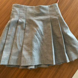Crewcuts girls pleated skirt